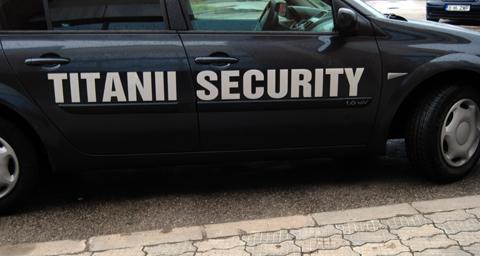 titanii securității