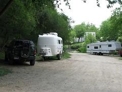 Landa RV - Lower Campsite