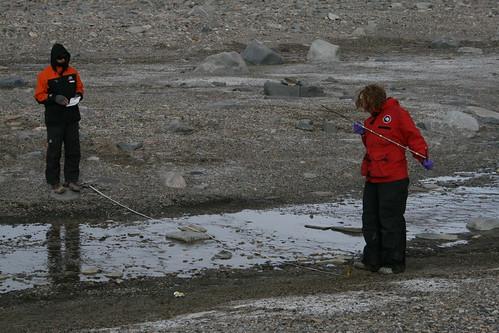 Measuring Permafrost