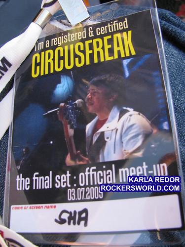 Sha's CircusFreaks ID