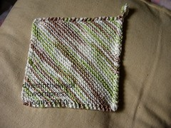 washcloth fo (by dyedinthewool)