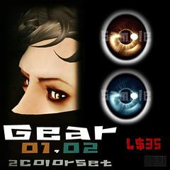 Gear Eyes [01/02]