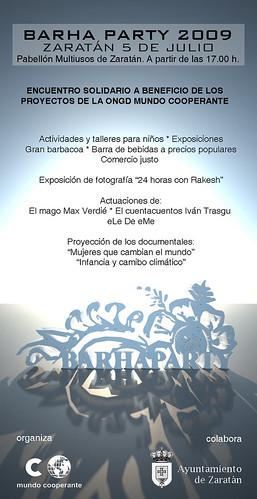 cartelBP09 grupos