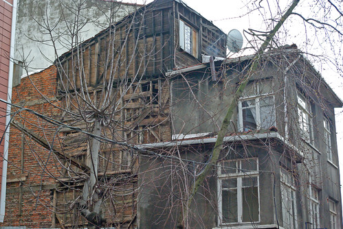 wooden house, İmrahor, Üsküdar, İstanbul, Pentax K10d