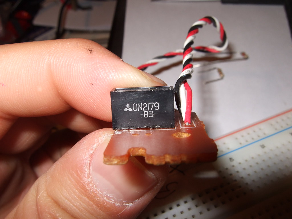 As Required The Following Figure Shows The Ir Emitter Circuit