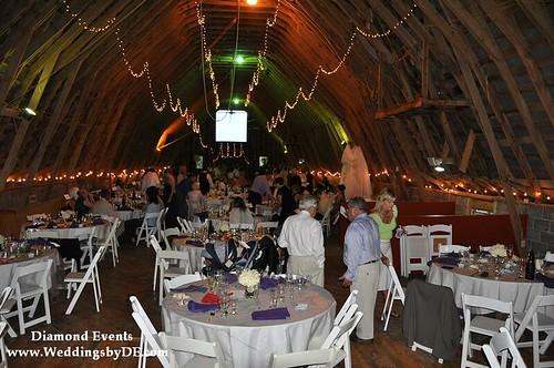 Rockwood Manor Barn Reception