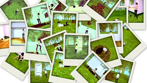 SLC pose ball Garden