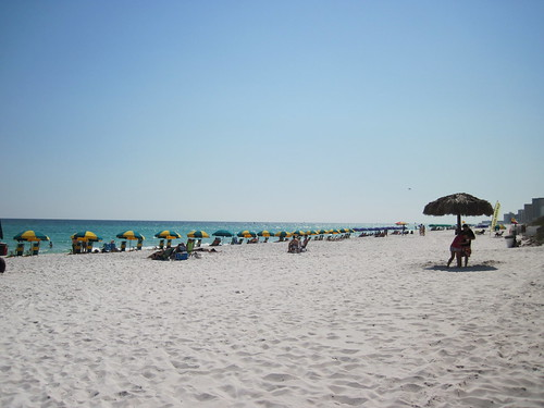Picture From Beach At Destin, Florida