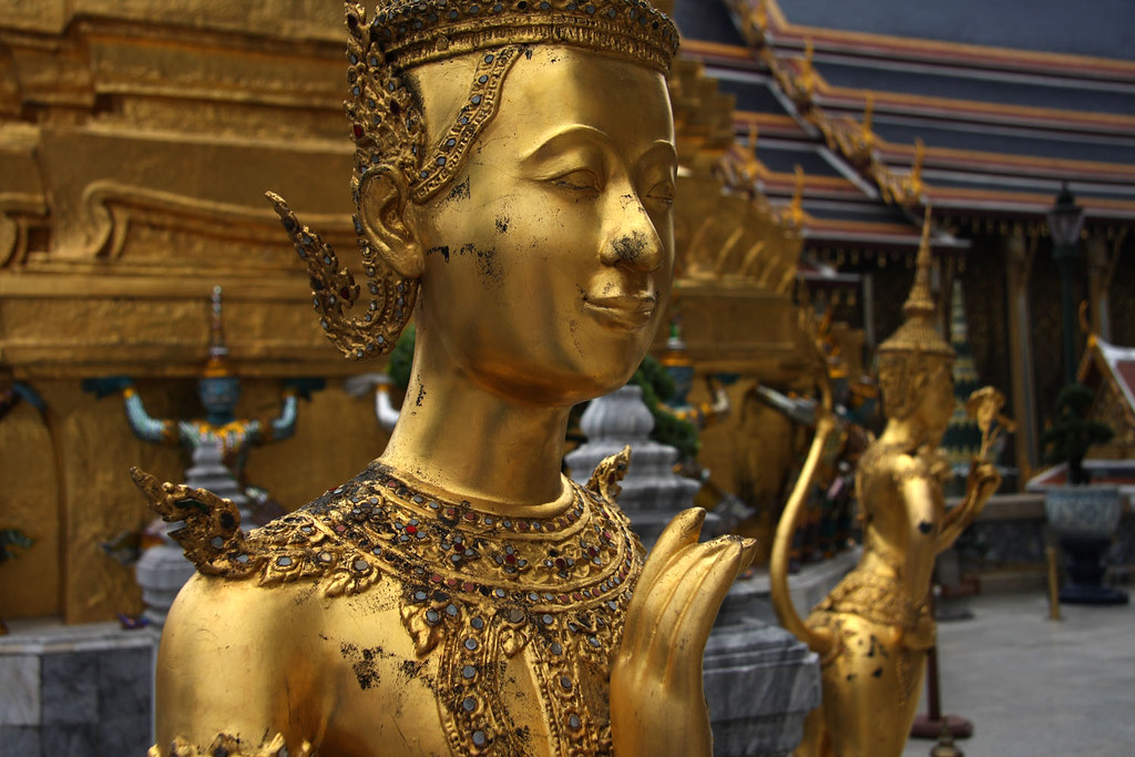 Bangkok, Grand Palaca