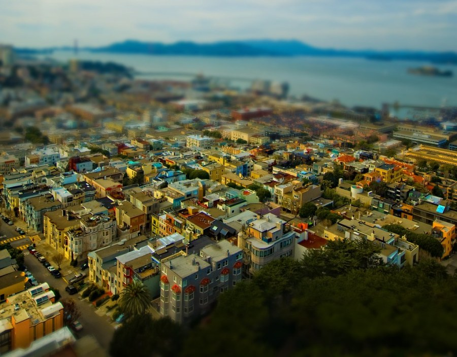 The Mini-Land of San Francisco