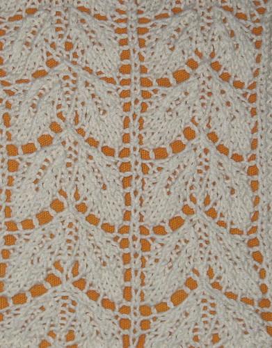 Beech Leaf Lace