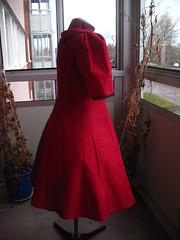 Christmas dress 2008 side