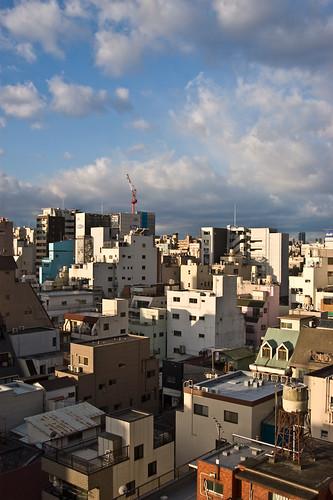 Asakusa Morning