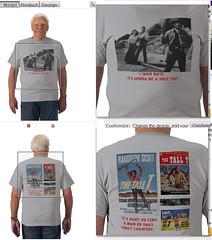 20081210 - The Tall T - custom t-shirt I made ...