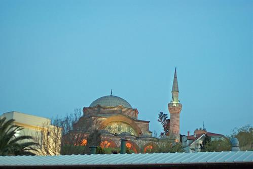 Rumi Mehmet Paşa Camii, Rumi Mehmet Paşa Mosque, Üsküdar, İstanbul, Pentax K10d