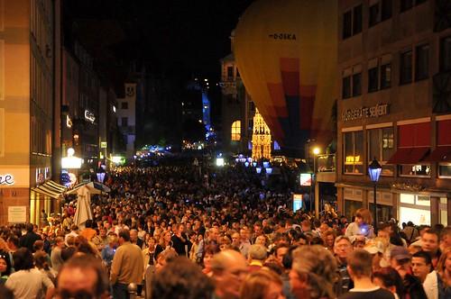 Blaue Nacht Nürnberg 2009