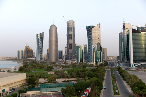 Photo of Doha by Joi Ito