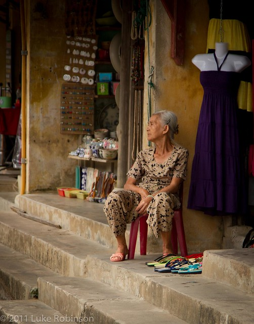 Worn Out, Hoi An