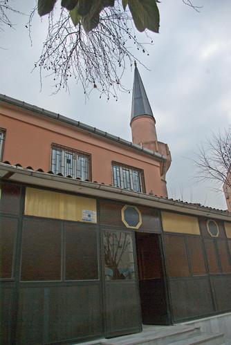 Hüsrev ağa mosque, üsküdar, istanbul, pentax k10d