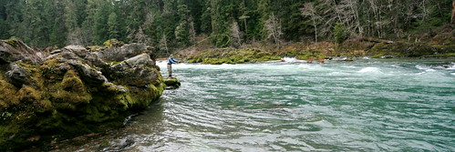 North Umpqua Spey lesson