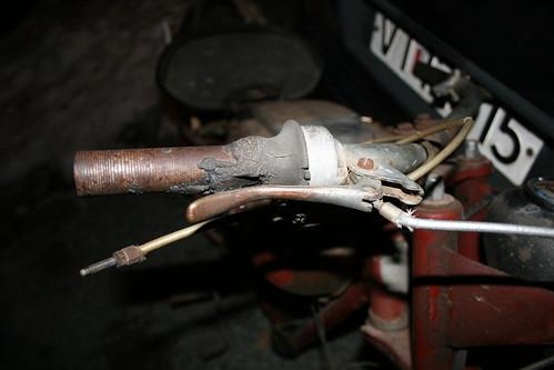Throttle needs some work