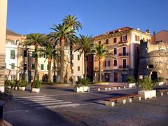 Ceriale Italian Riviera town