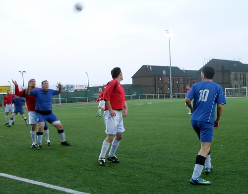 JML Accies vs. Rutherglen Vultures