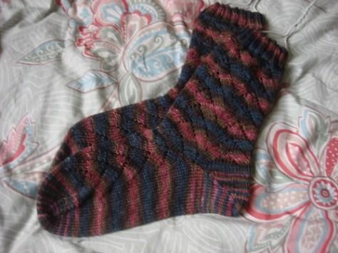 Birthday Monkey Socks 03