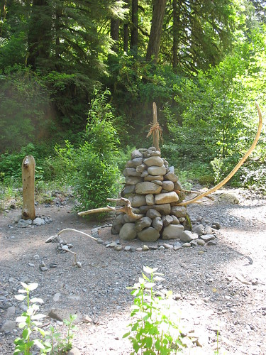 Eaglecreek Cairn