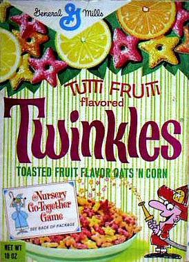 Tutti Frutti Twinkles