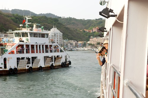 The ferry to Cijin Island  is one of the best deals going.