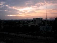 Abuja Dusk
