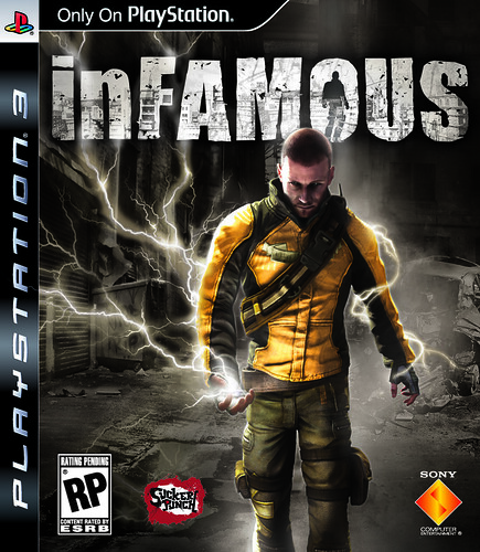 inFamous Pack Front final by PlayStation.Blog.