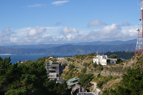 View From Mt Victoria