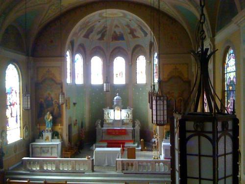 MMX 135 Chapel