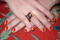 Nail Art Designs: June 2008
