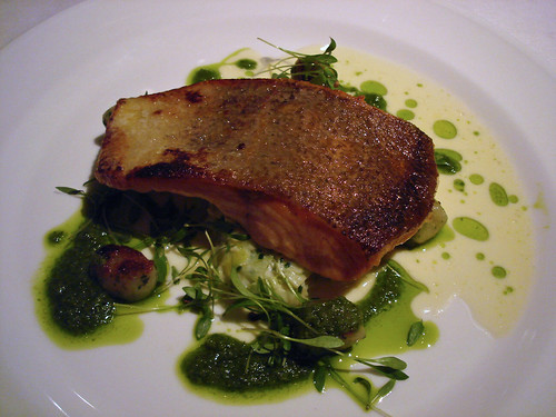 Pan Fried River Trout