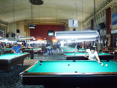 Billiard Palacade