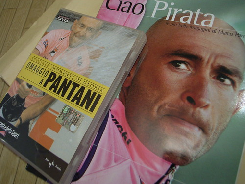 Omaggio A Pantani - Foto di Ryoichi Tanaka