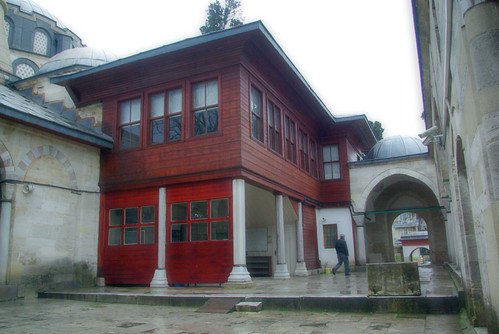 Validei Atij Camii, Üsküdar, İstanbul, Pentax K10d