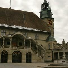 Rathaus, Hôtel de Ville
