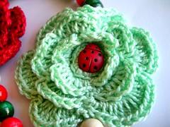 Bichito en flor :-)