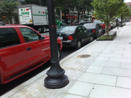 No Parking Meter: 1900 block M Street NW