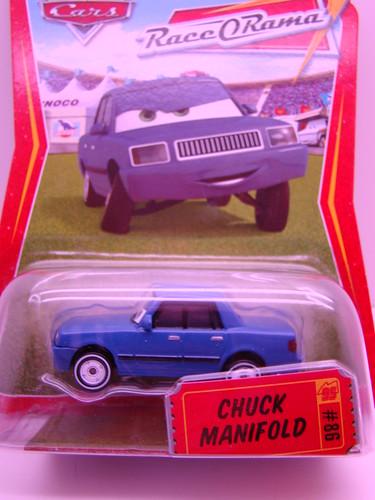 CARS Chuck Manifold