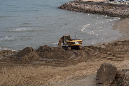 Excavando las profundidades del mar