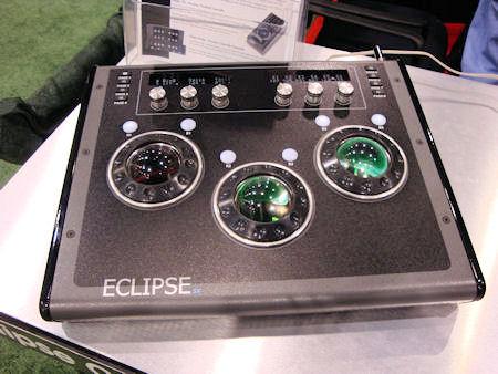 JL Cooper Eclipse SX Colour Control Surface