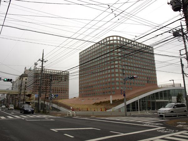 福生市庁舎
