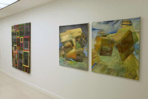 Bonicos Gallery, Athens, 2009