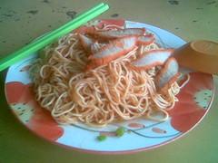 Sibu's Tung Ming Cafe - kampua