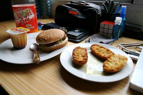 Sunday Lunch (Slightly Unhealthy)